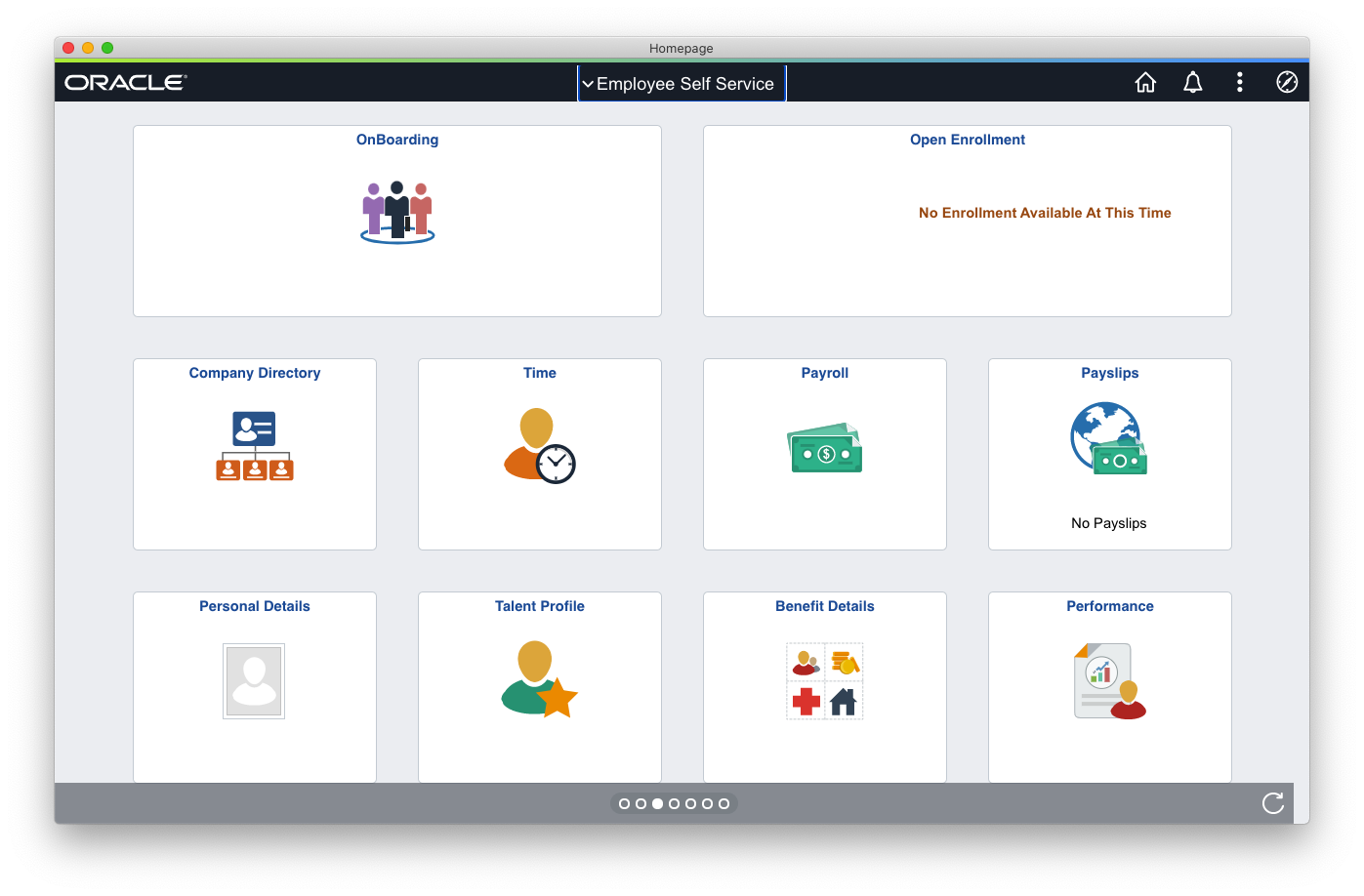 The PeopleSoft roadmap outlines for additional advancements in the PeopleSoft Fluid UI